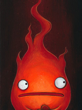 Calcifer's Secret