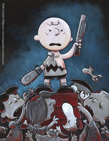 It's The Army of Darkness, Charlie Brown