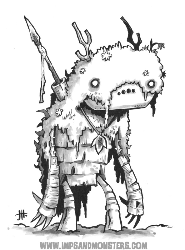 Sketch-A-Day #199