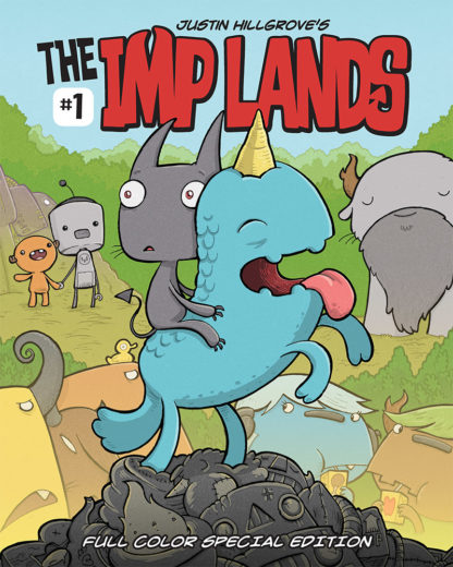 The Imp Lands Issue 1
